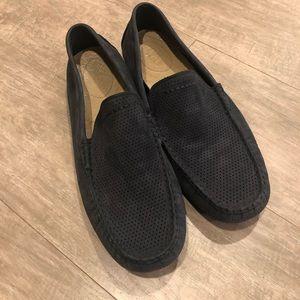Uggs men's Henrick loafers in blue size 8.5